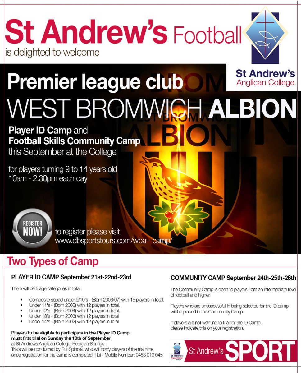 Premier league Football Camp at St Andrew's   St Andrew's