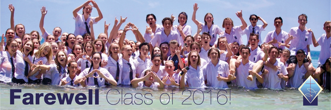 Year 12 Leaving Day 2016