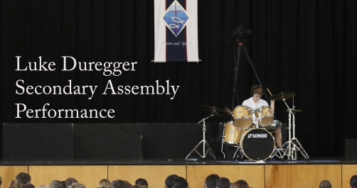 Luke duregger Performance