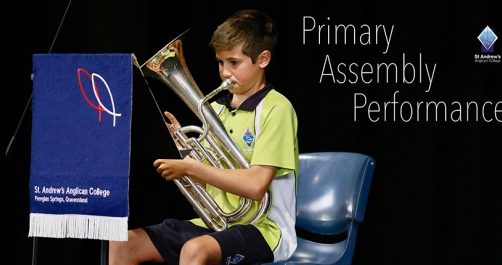 Primary Assembly Performance 15.10.18