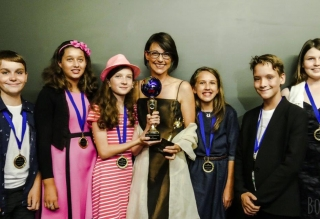 St Andrew's students win best actor award