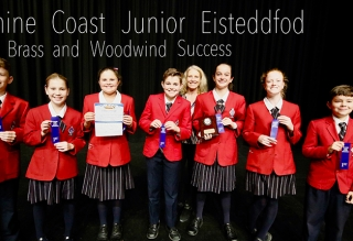 Sunshine Coast Junior Eisteddfod - Brass and Woodwind Results