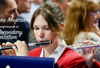 Music at Secondary Presentation Evening