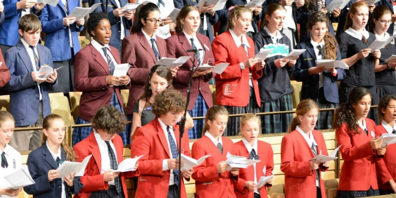 The 2014 Anglican Schools Music Festival