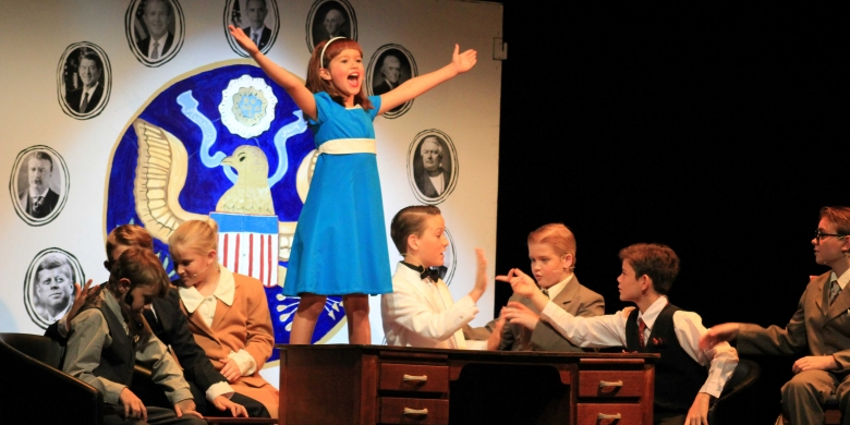 Primary Musical Annie