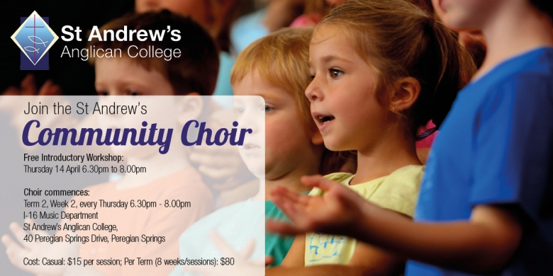 St Andrew's Community Choir