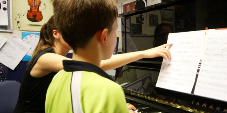 Instrumental Music Lessons and the benefit to EVERY child