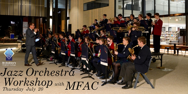 Jazz Orchestra MFAC Workshop