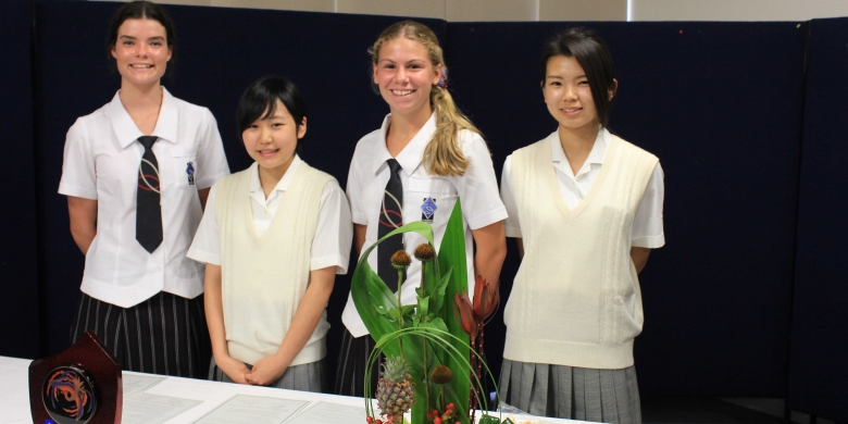 St Andrew's signs partnership with Kindai High
