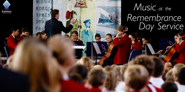 Music at Remembrance Day Web