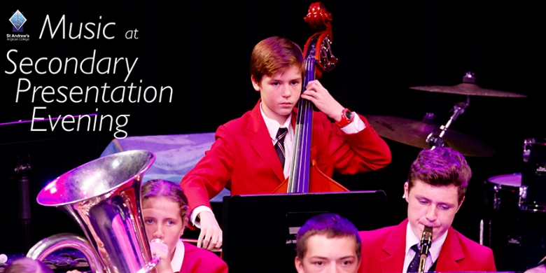 Music at Secondary Presentation Evening Web