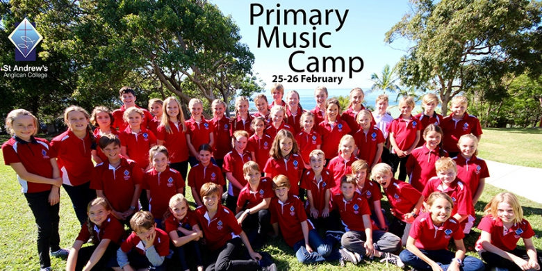 Primary Music Camp
