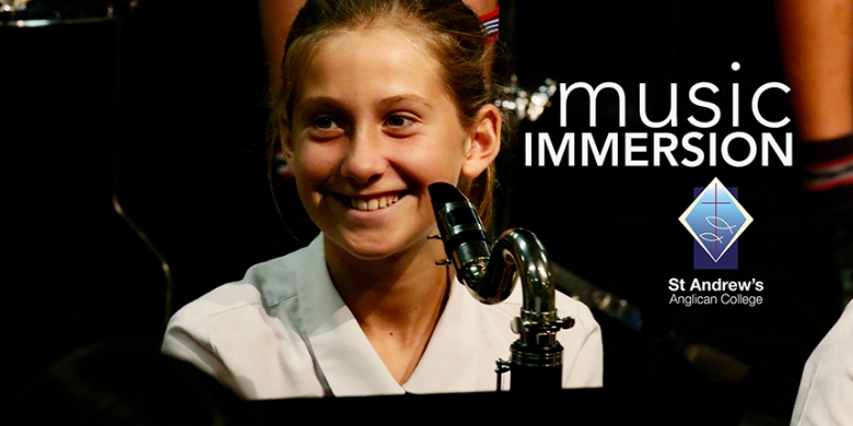 Year 5 Music Immersion Concert