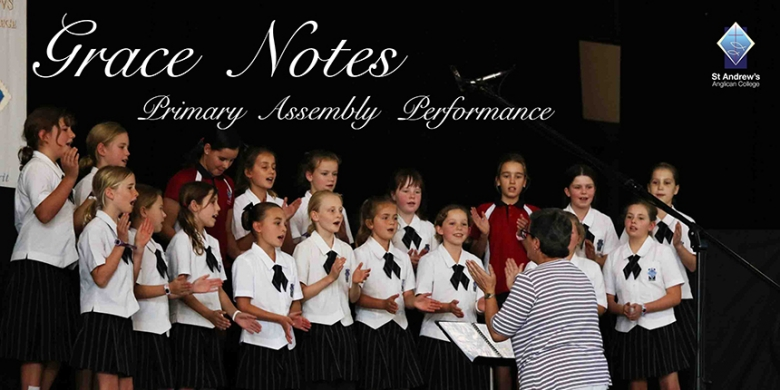 Grace Notes Assembly Performance