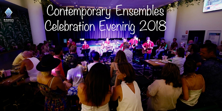 Contemporary Ensembles Celebration Evening
