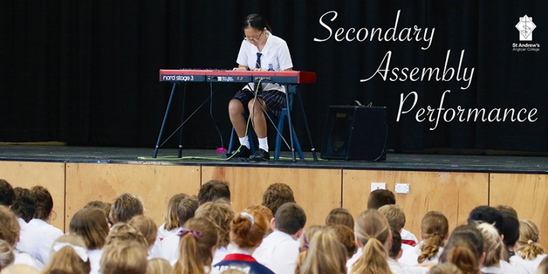 Secondary Assembly Performance 5.11.18