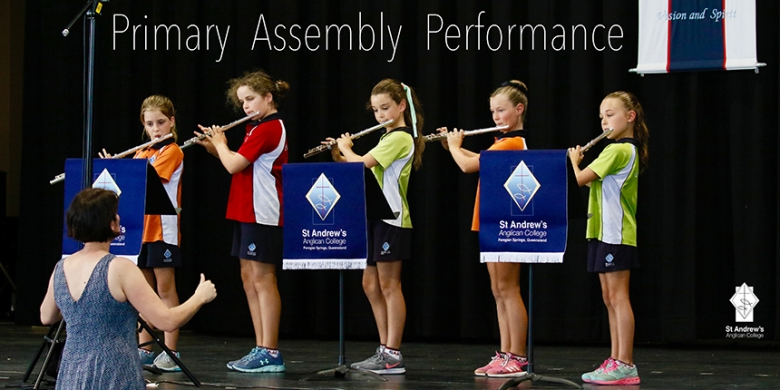 Primary Assembly Performance 5.11.18