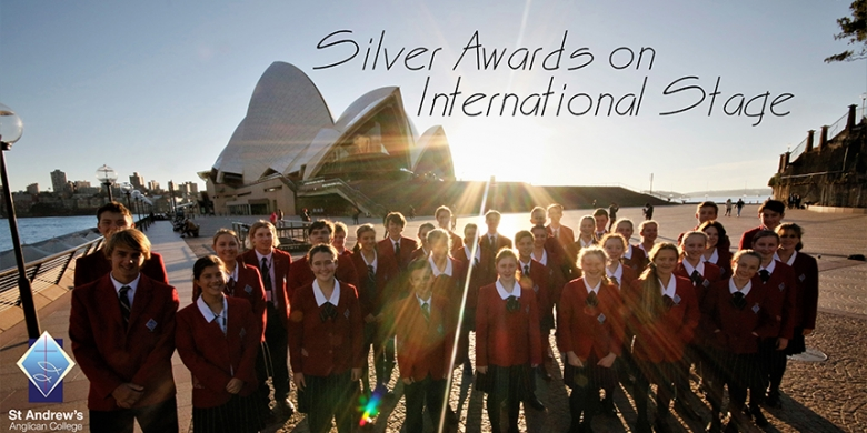 Silver Awards on International Stage