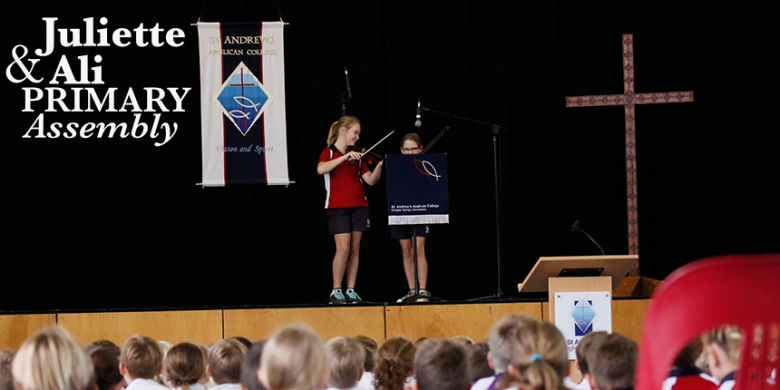 Strings at Primary Assembly