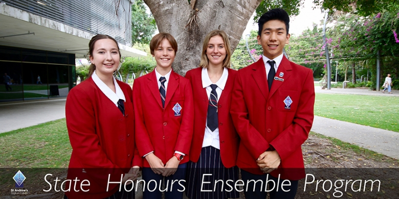 State Honours Ensemble Program