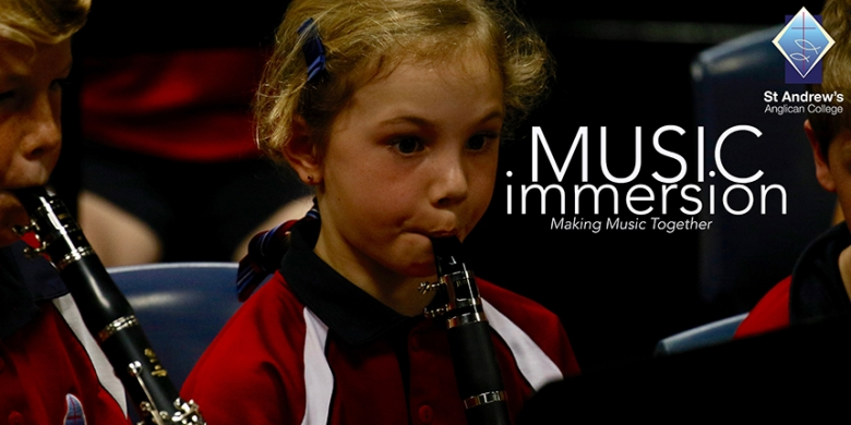Year 4 Music Immersion SUCCESS