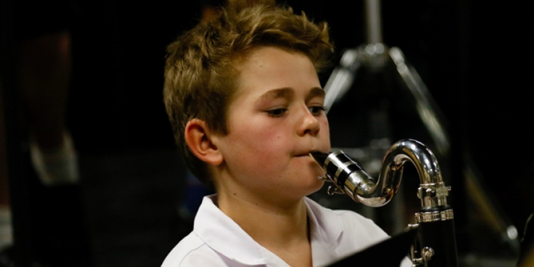 A fantastic Music Immersion concert for our Year Five students
