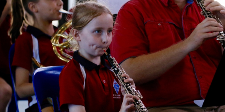 Year Four Music Immersion Concert