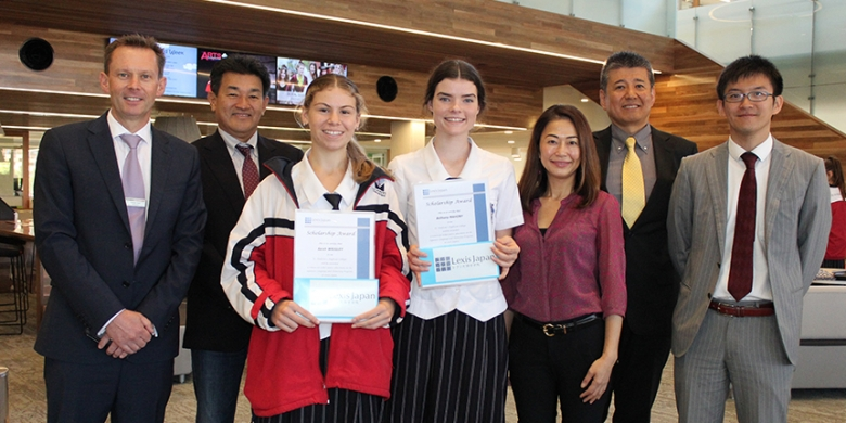 St Andrew's Anglican College strengthens ties with Kindai High 2016