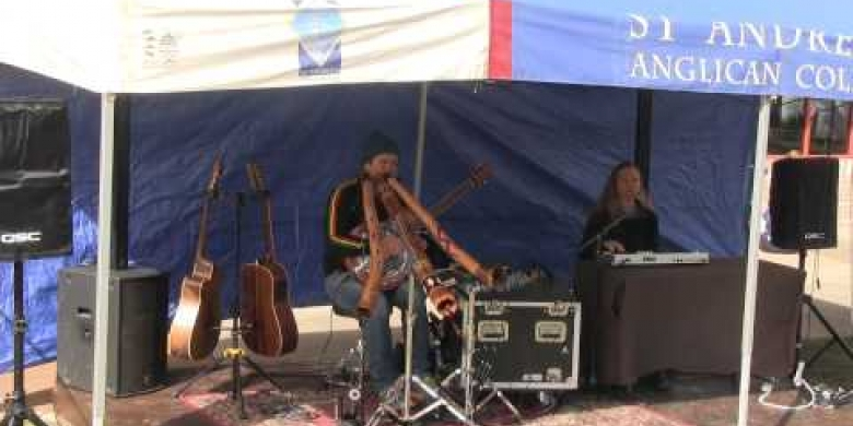 World Music Week 2015: Monday - Tribal Groove