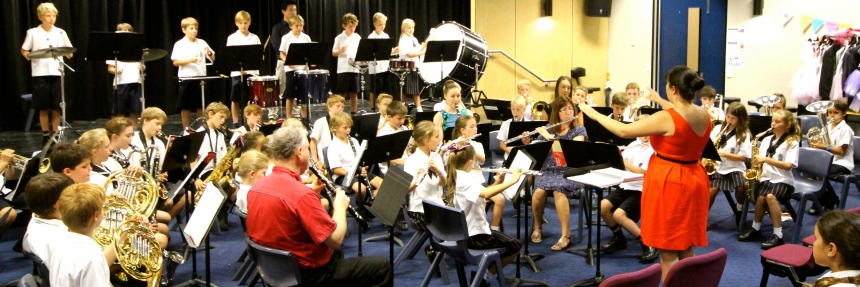 Instrumental Immersion at St Andrew's
