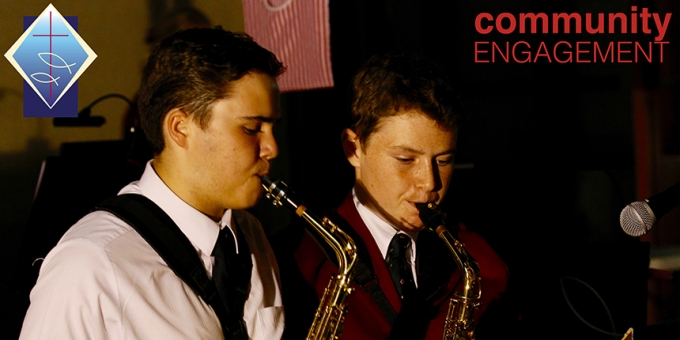 Jazz Orchestra perform at 'Nights on Ocean'