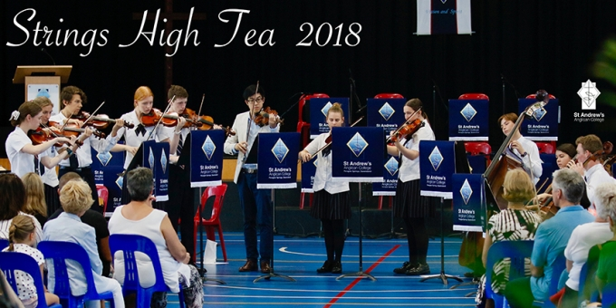 Strings High Tea 2018