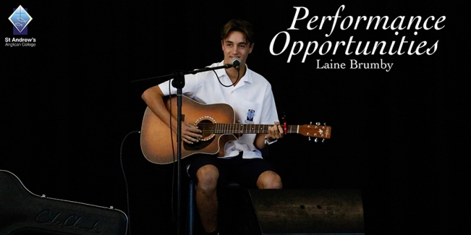 Performance Opportunities at St Andrew's
