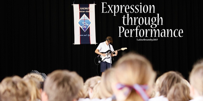 Expression through Performance