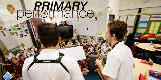 A special Primary Music Performance