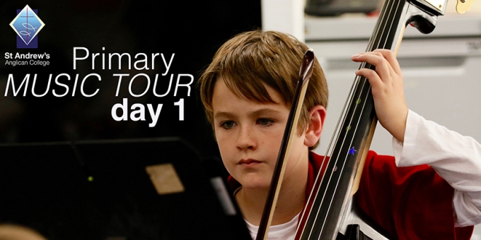 Primary Music Tour - Day One