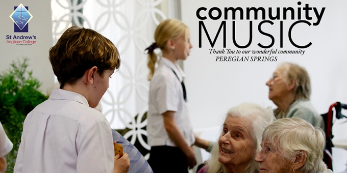 Local visits engage students and community