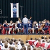 String Orchestra perform at Secondary Assembly
