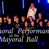 Choral Performance at the Mayoral Ball