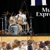 Luke Duregger performs Drum Solo