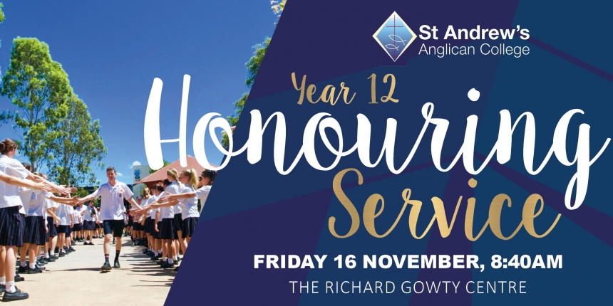 Honouring Service