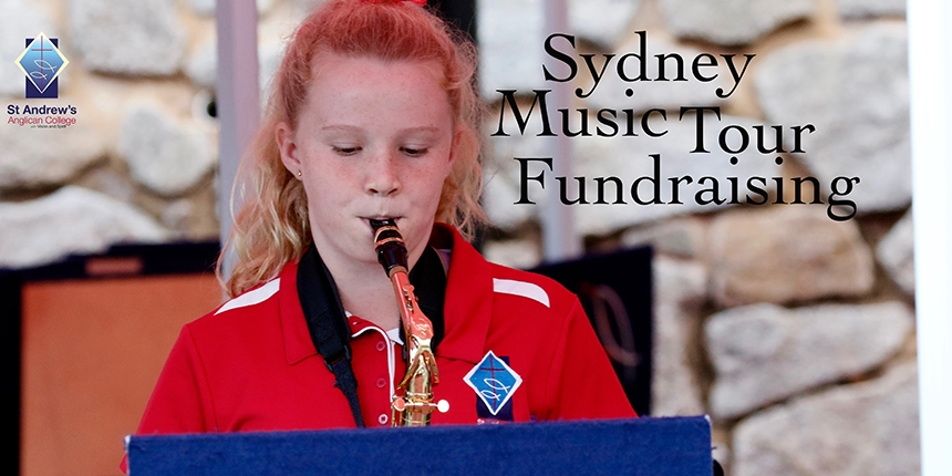 Sydney Music Tour Fundraising